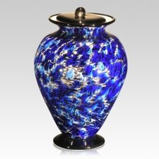 Acqua Companion Glass Cremation Urn