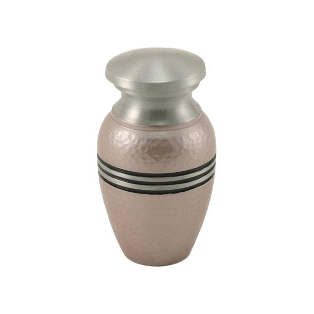 Acropolis Pink Keepsake Cremation Urn