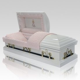 Precious Moments Casket
