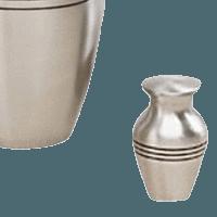 Roman Keepsake Cremation Urn