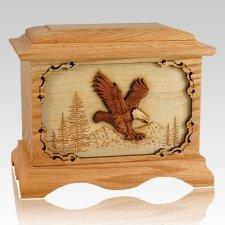 Liberty Cremation Urn