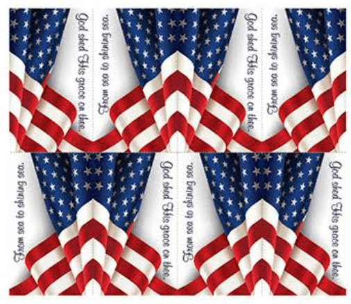America Prayer Cards
