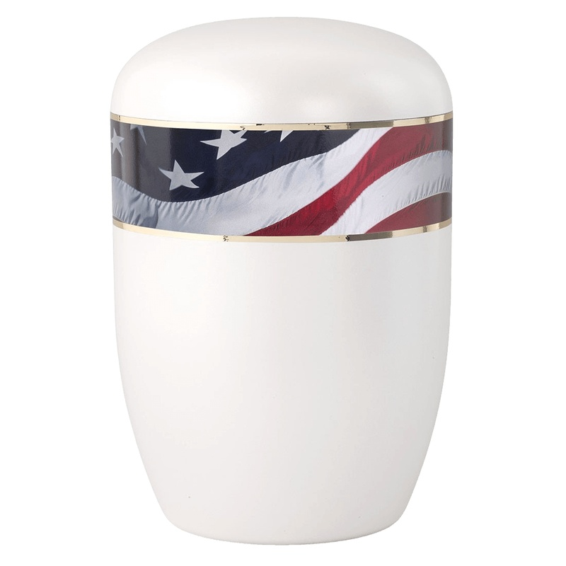 Americana Biodegradable Urn