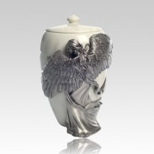 Embrace Angel Pet Cremation Urn