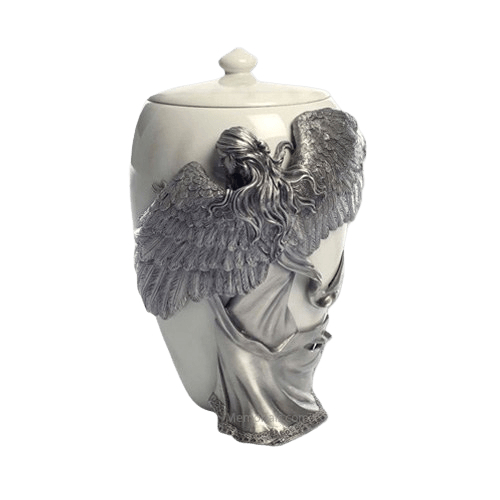 Embrace Angel Medium Urn