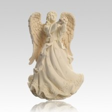Everlasting Love Angel Child Cremation Urn