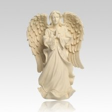Serene Angel Pet Cremation Urn