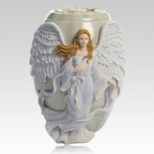 Beloved Angel Cremation Urn