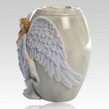 Beloved Angel Cremation Urn
