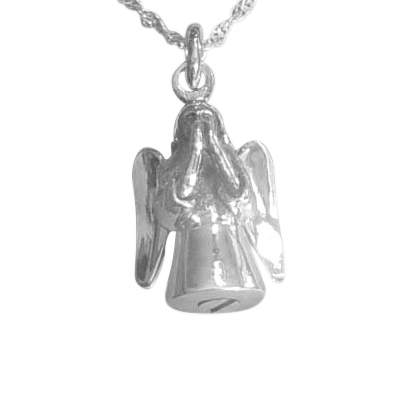 Heavenly Angel Keepsake Pendant