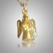Heavenly Angel Keepsake Pendant IV