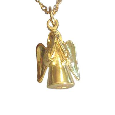 Heavenly Angel Keepsake Pendant II
