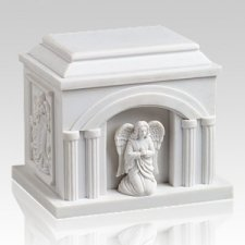Praying Angel Religious Cremation Urn