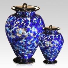 Acqua Glass Cremation Urns