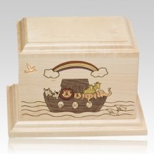 Noahs Ark Pet Cremation Urn