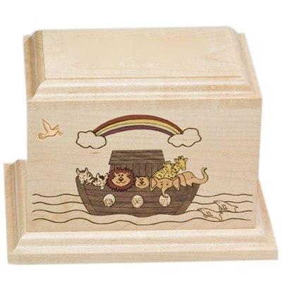 Noahs Ark Pet Cremation Urn