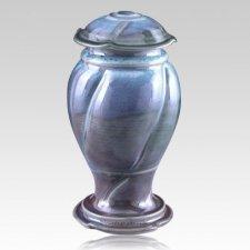 Santiago Stone Art Cremation Urn