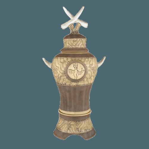 Bogota Art Cremation Urn