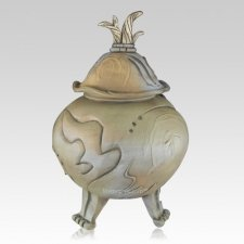 Ruidoso Art Cremation Urn