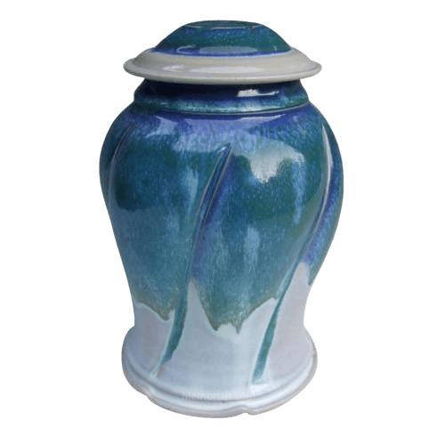 Chama Art Cremation Urn