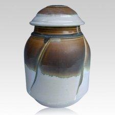Mesquite Art Cremation Urn