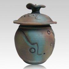 Salvador Art Cremation Urn