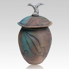 San Jose Art Cremation Urn