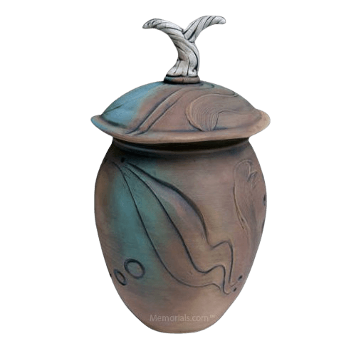 San Jose Art Cremation Urn