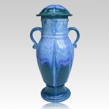 Valdez Art Cremation Urn