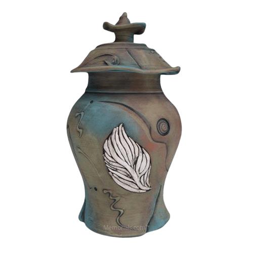 Santa Fe Art Cremation Urn