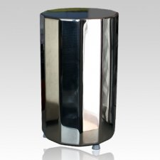 Gaia Stainless Steel Cremation Urn