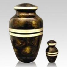Autumn Cremation Urns