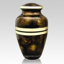 Autumn Cremation Urn