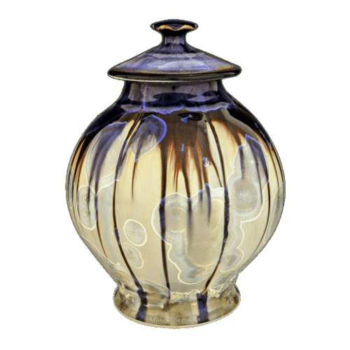 Back To Earth Art Cremation Urn