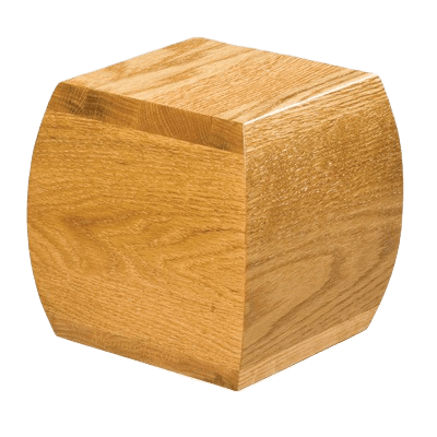 Pinecrest Wood Cremation Urn