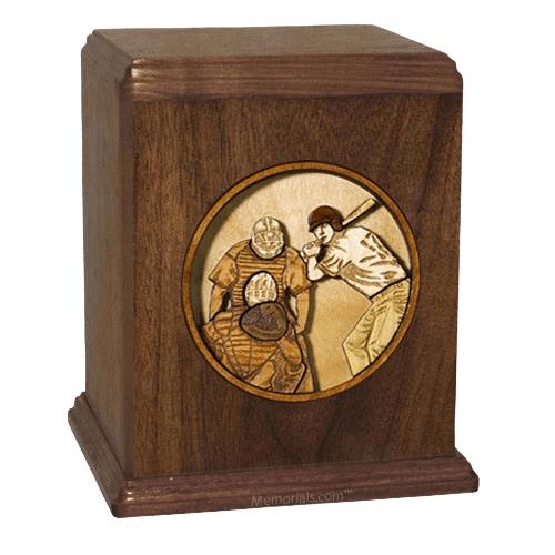 Baseball Cremation Urn