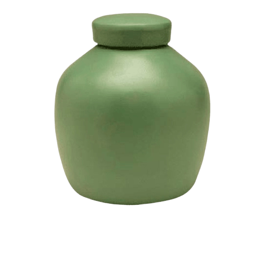 Sage Green Biodegradable Urn