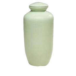 Green Biodegradable Cremation Urn