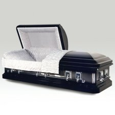 Black Knight Metal Caskets