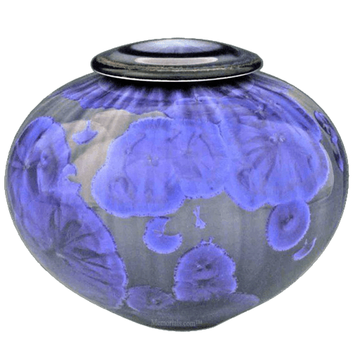 Blooming Art Cremation Urn