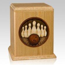 Bowling Cremation Urn II