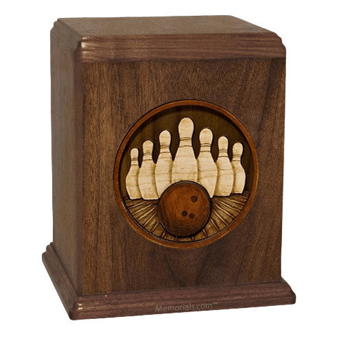 Bowling Cremation Urn