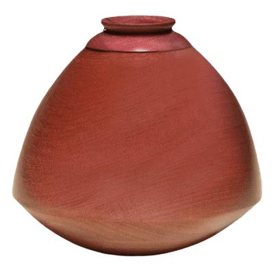 Garbha Wood Cremation Urn