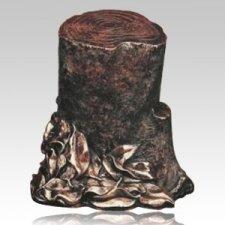 Sylvan Bronze Cremation Urn