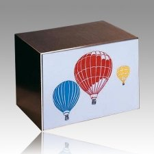 Hot Air Balloon Cremation Urns