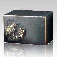 Artisan Felicity Bronze Cremation Urn