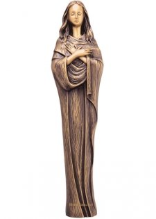 Praying Mary Bronze Statues