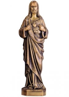 Jesus Medium Bronze Statues