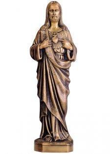 Jesus X Large Bronze Statues