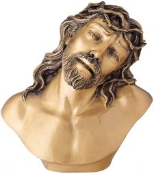 Jesus our Savior Bronze Statues